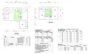 2面 軸組計算表