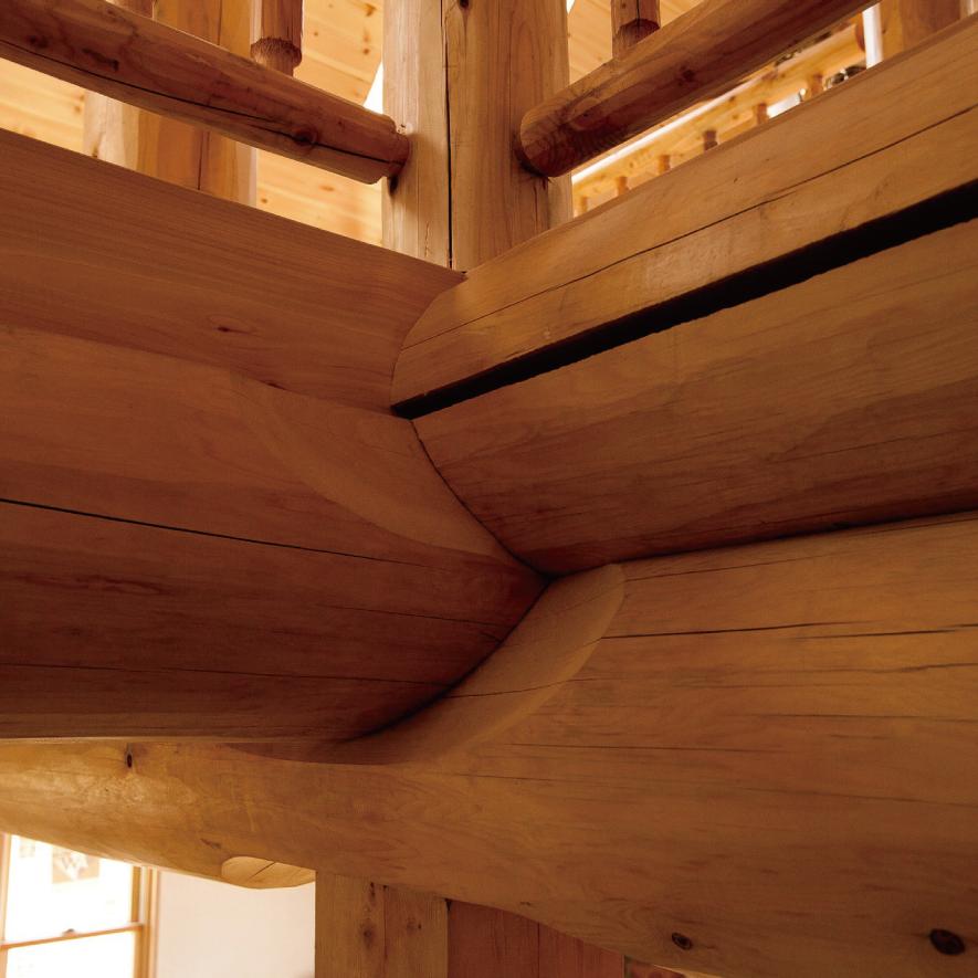 タケモリ一級建築設計事務所が採用するシックハウス症候群を改善する住宅構造材イメージ03