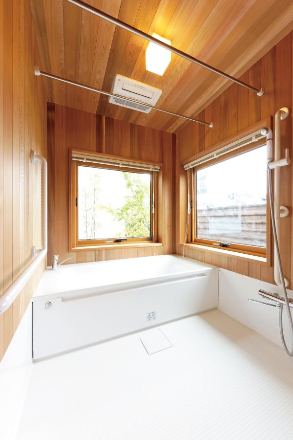 タケモリ一級建築設計事務所が採用するシックハウス症候群を改善する住宅構造材イメージ05