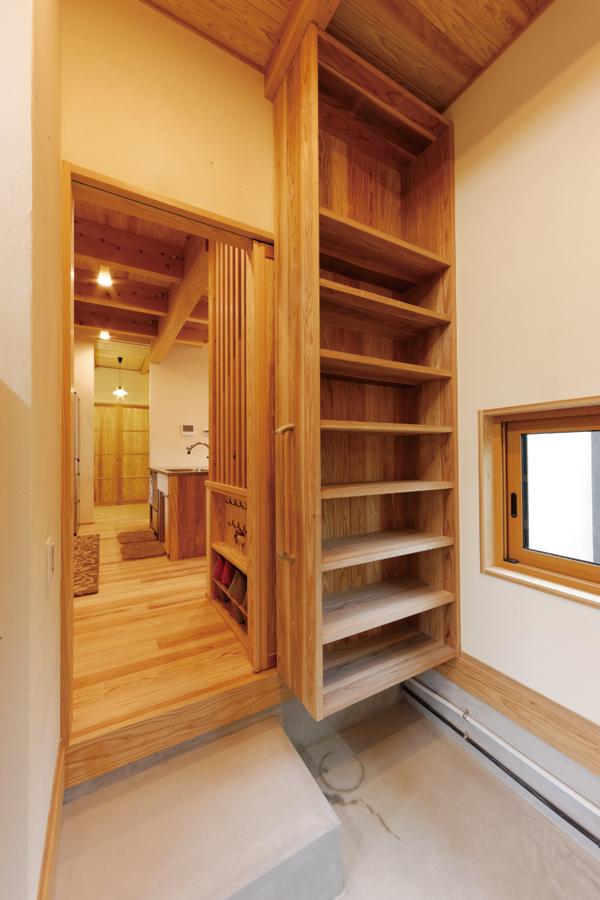 ビオハウジングの自然素材オーダー家具イメージ03